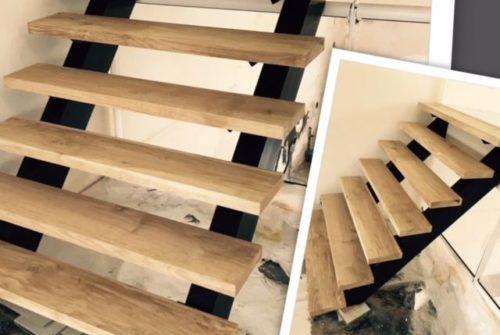 trap van hardhout